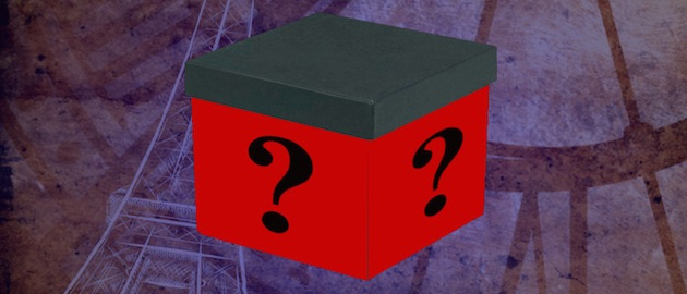 scatola misteriosa